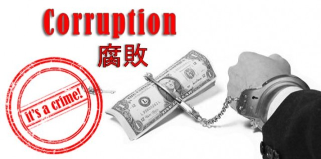 Corruption Photo
