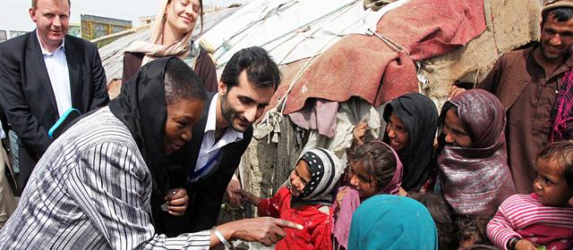 人道支援活動の調整 | 国連広報センター