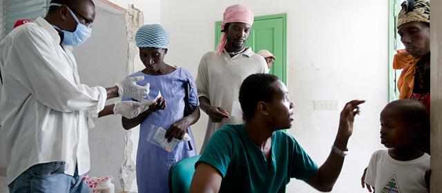 人道支援と保護 | 国連広報センター